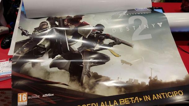 """Fecha de Destiny 2 """"revelada"""" enposter"""