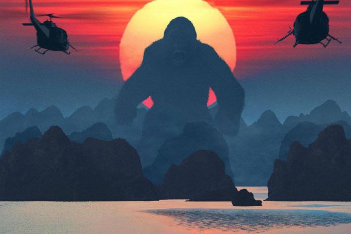 "Reseña de ""Kong: SkullIsland"""