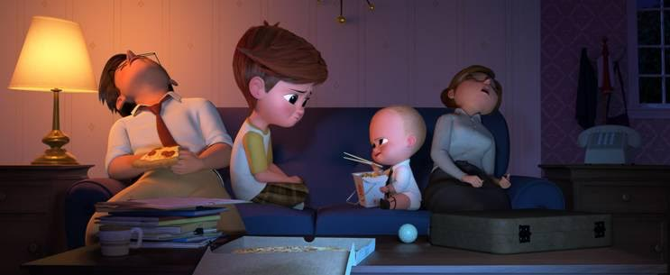 THE BOSS BABY: la llegada de un nuevo bebé a lacasa