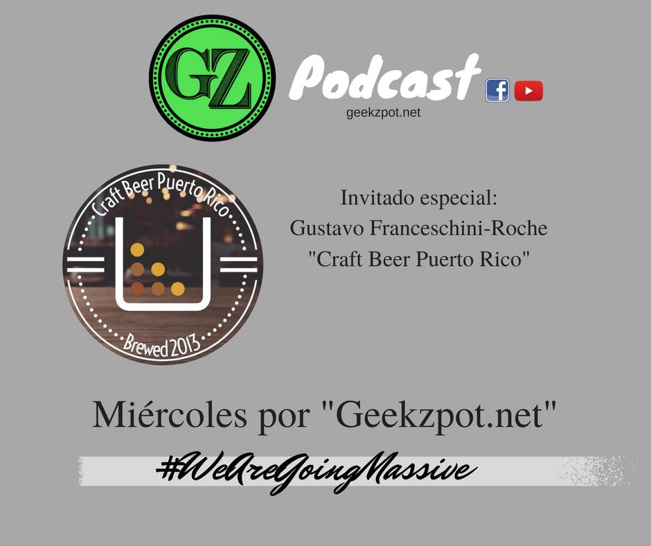 Craft Beer PR @ GZPodcastEp.11