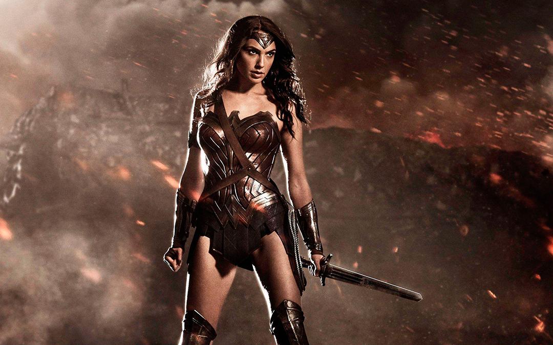 """Nuevo clip de """"WonderWoman"""""""