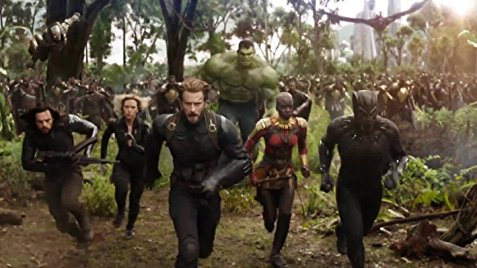 """Llega el emocionante trailer oficial de """"Avemgers: InfinityWar"""""""