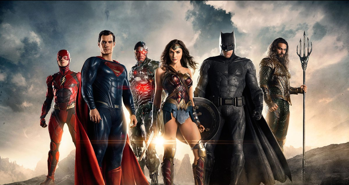 Reseña de Justice League