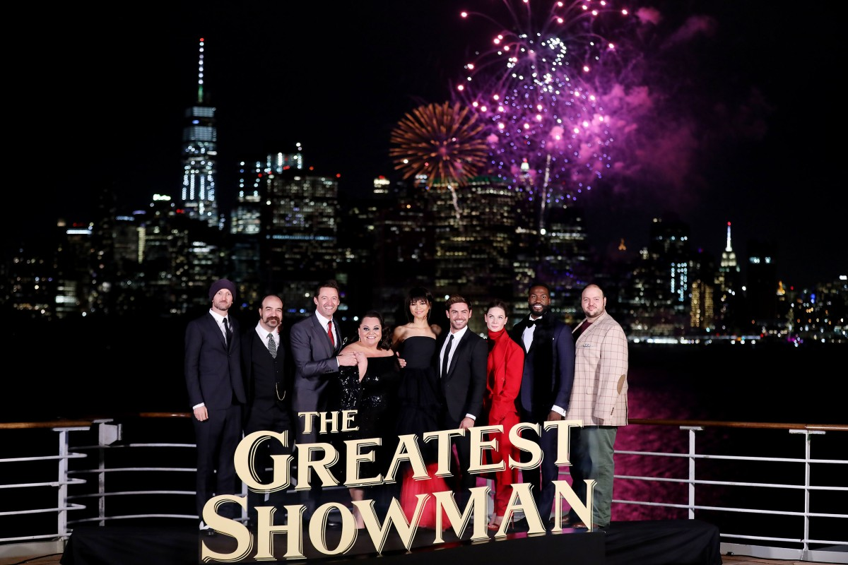Fotos de la premiere mundial de The GreatestShowman