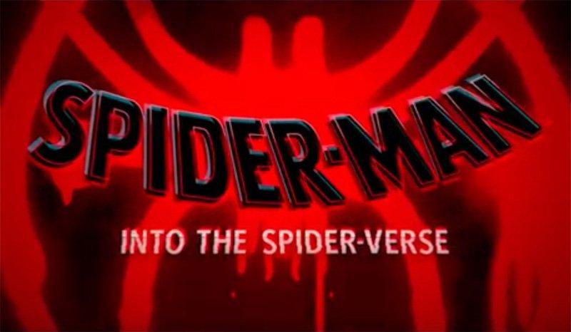 Trailer de Spider-Man: Into The SpiderVerse