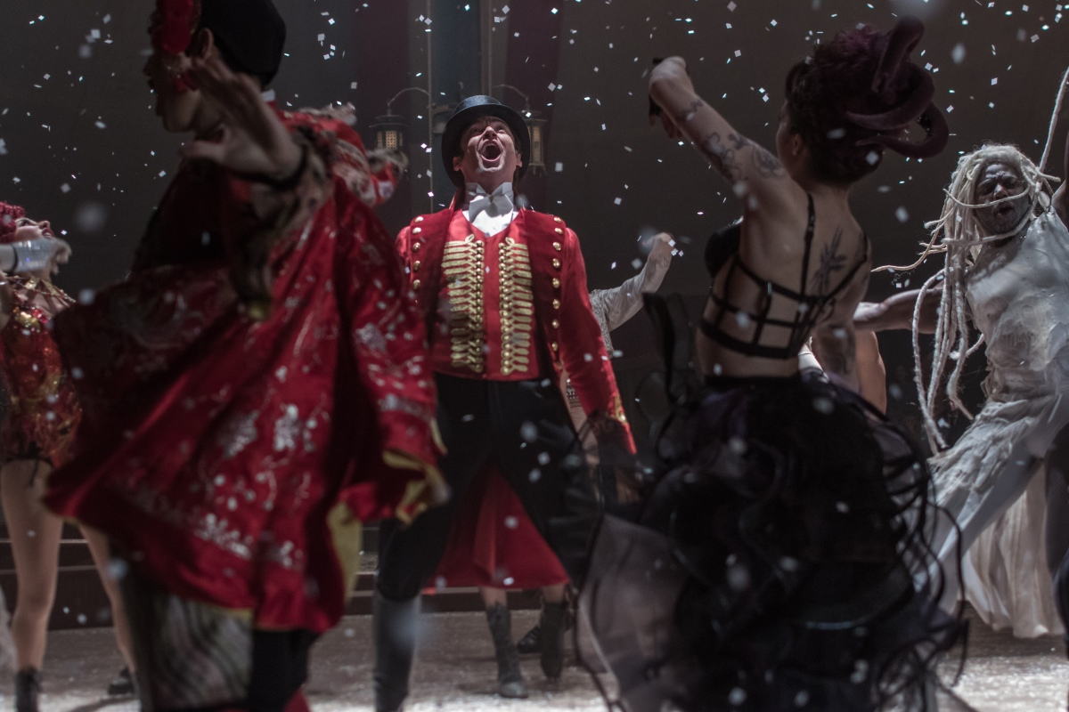 "The Greatest Showman llega formato ""sing along"""