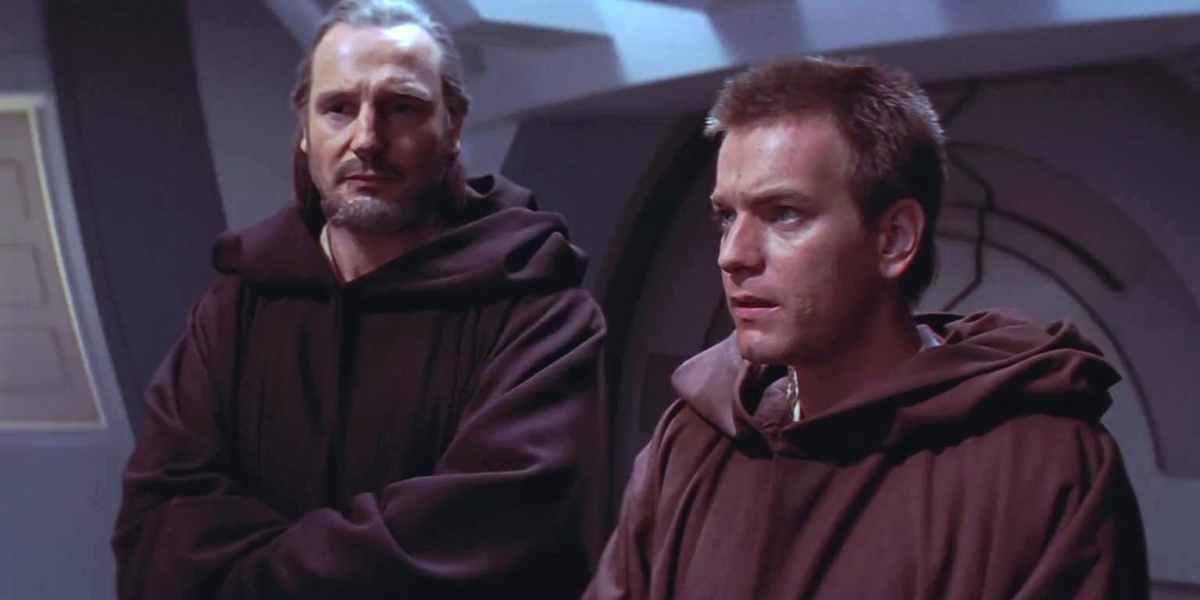 Liam Neeson habla sobre regreso como Qui Gon Jinn