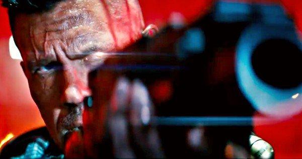 Cable presente en nuevo trailer de Deadpool2