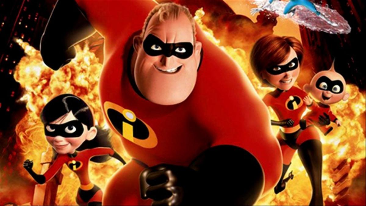 "Nuevo ""sneak peek"" de The Incredibles2"