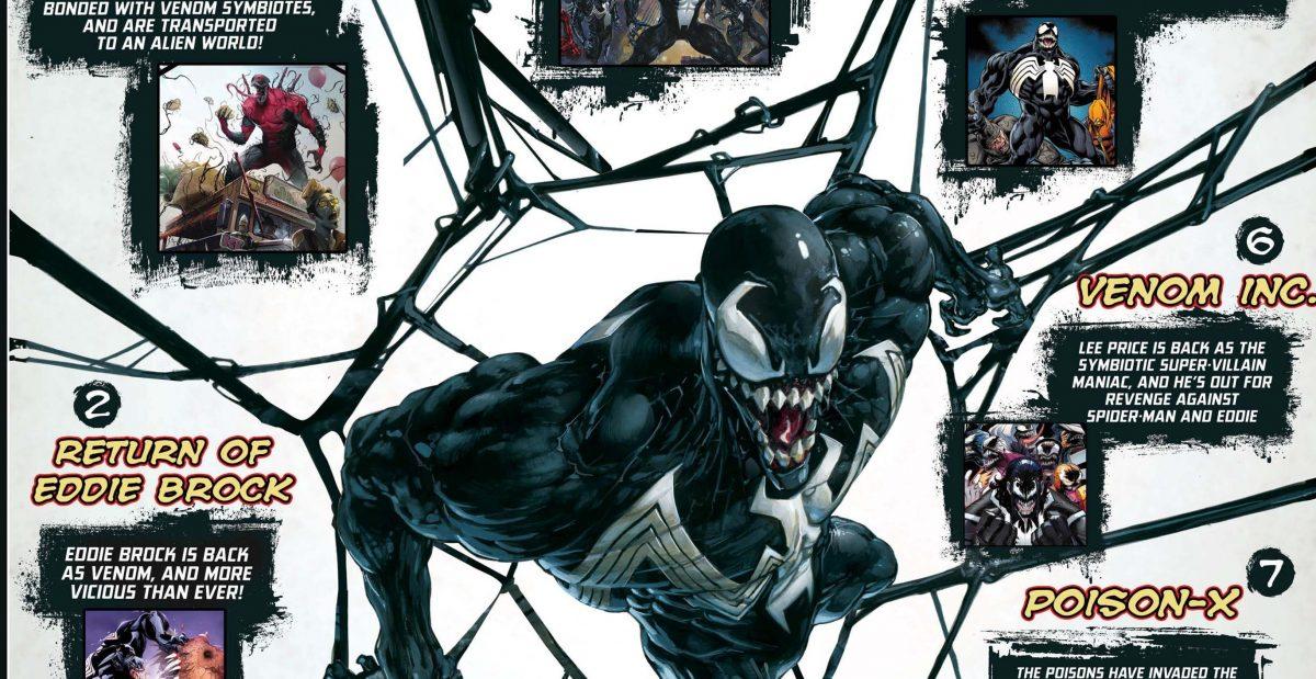 Venom celebra sus 30aniversario