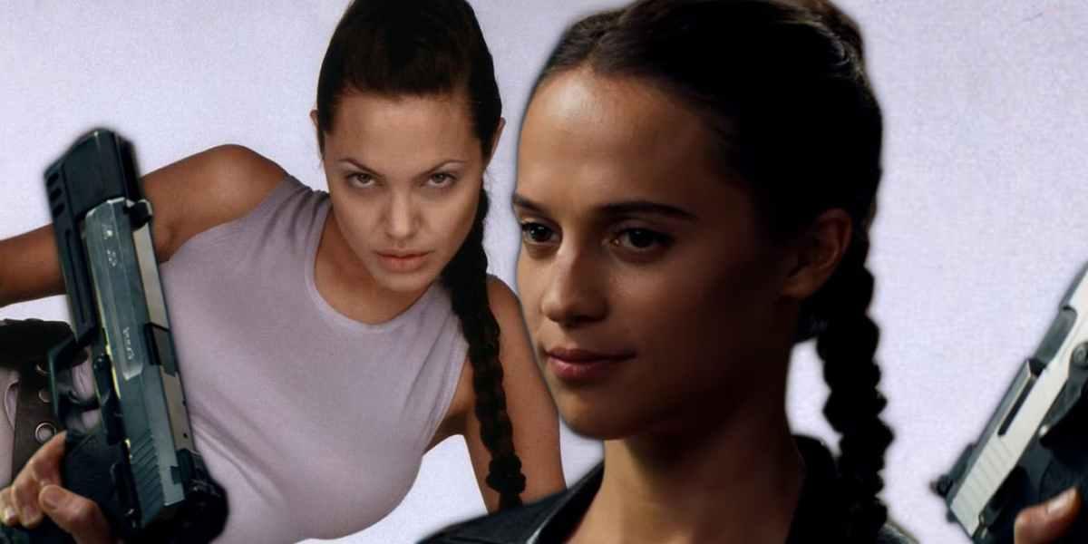 Por qué Angelina Jolie no hizo cameo en Tomb Raider