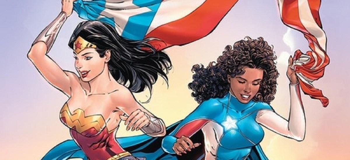 La Borinqueña y Wonder Woman debuta en Puerto Rico ComicCon