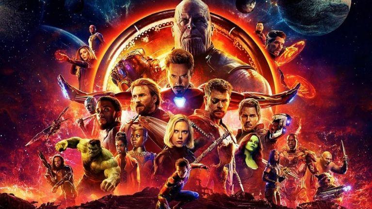 Reseña de Avengers: InfinityWar
