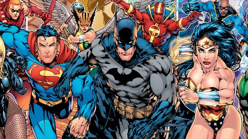 Justice League obtiene un nuevologo