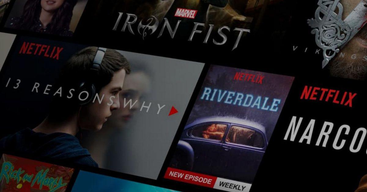 Sobre 1,000 programas originales de Netflix para el2018