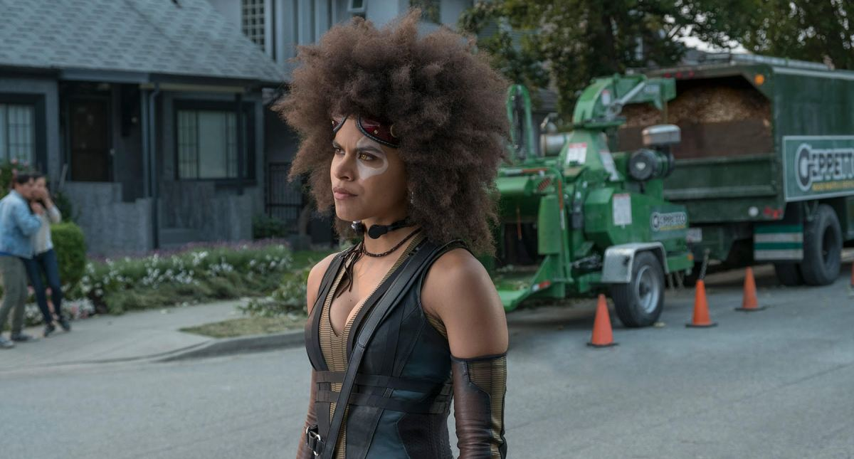 Zazie Beetz dominará como Domino en Deadpool 2