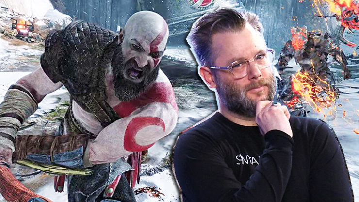Director de God Of War a crear más títulos