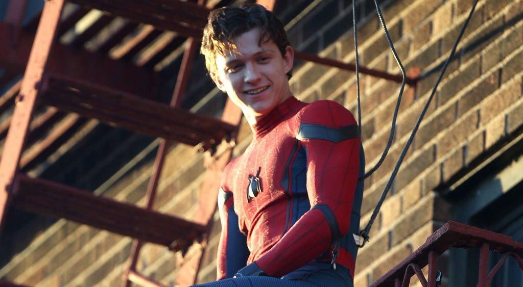 """Tom Holland revela """"accidentalmente"""" nombre de secuela de Spider-man:Homecoming"""