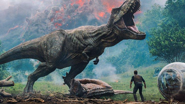 Reseña de Jurassic World: FallenKingdom