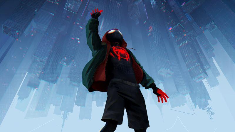 """Nuevo trailer de """"Into The SpiderVerse"""""""