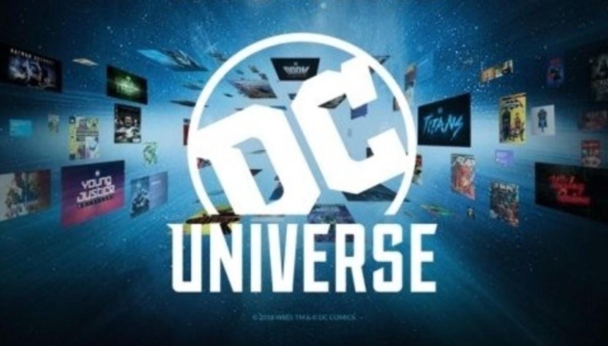 Notas sobre DC Universe, fecha delanzamiento