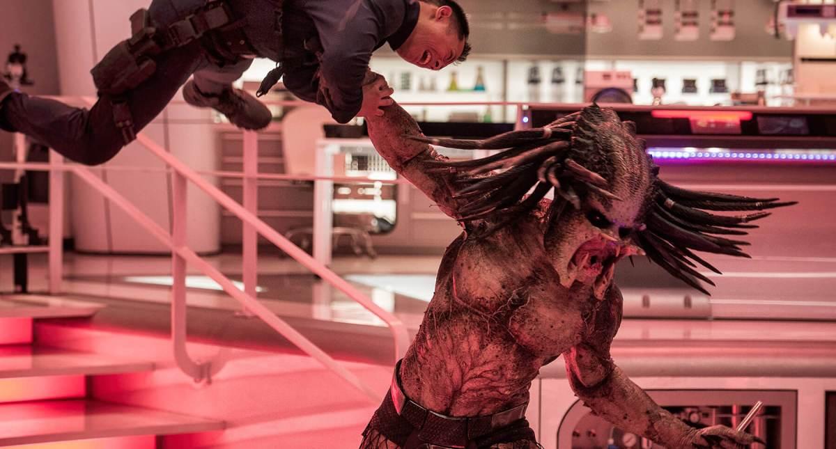 Continúa la saga de Predator en la granpantalla