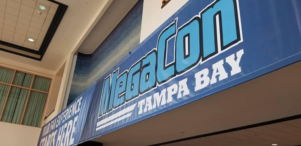 Megacon Tampa celebra la culturapopular