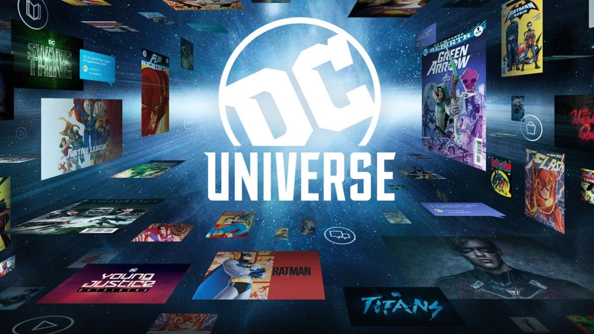 ¿Vale la pena el servicio DC Universe?