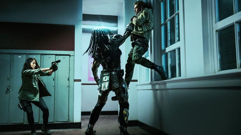 The Predator promete muchaacción