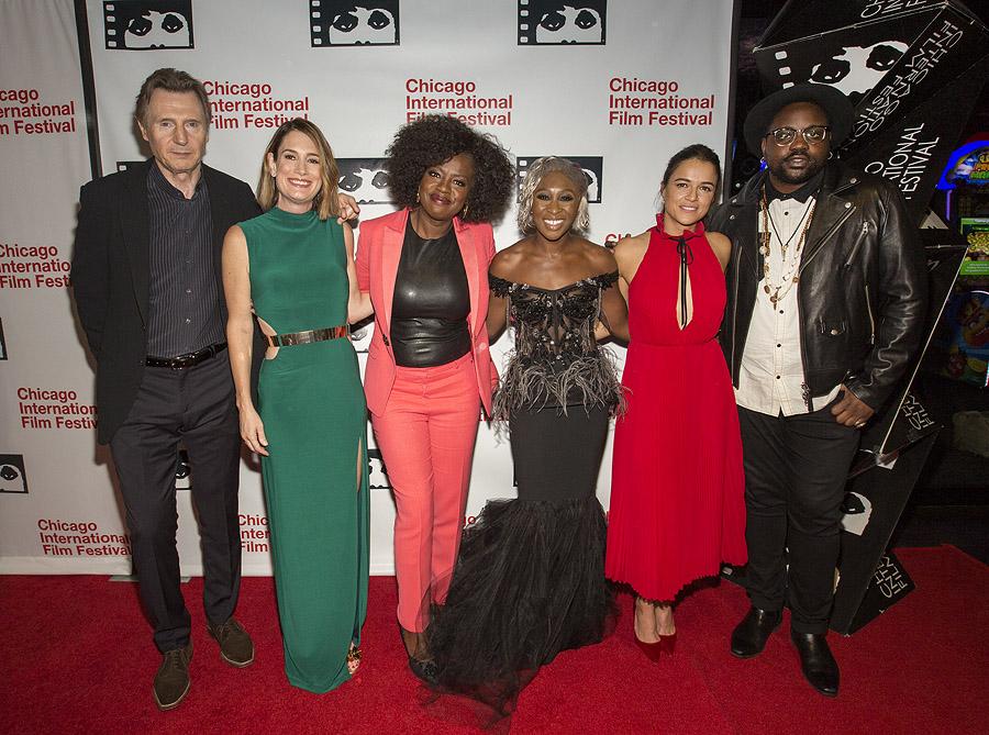 Fotos de Widows en el Chicago FilmFestival
