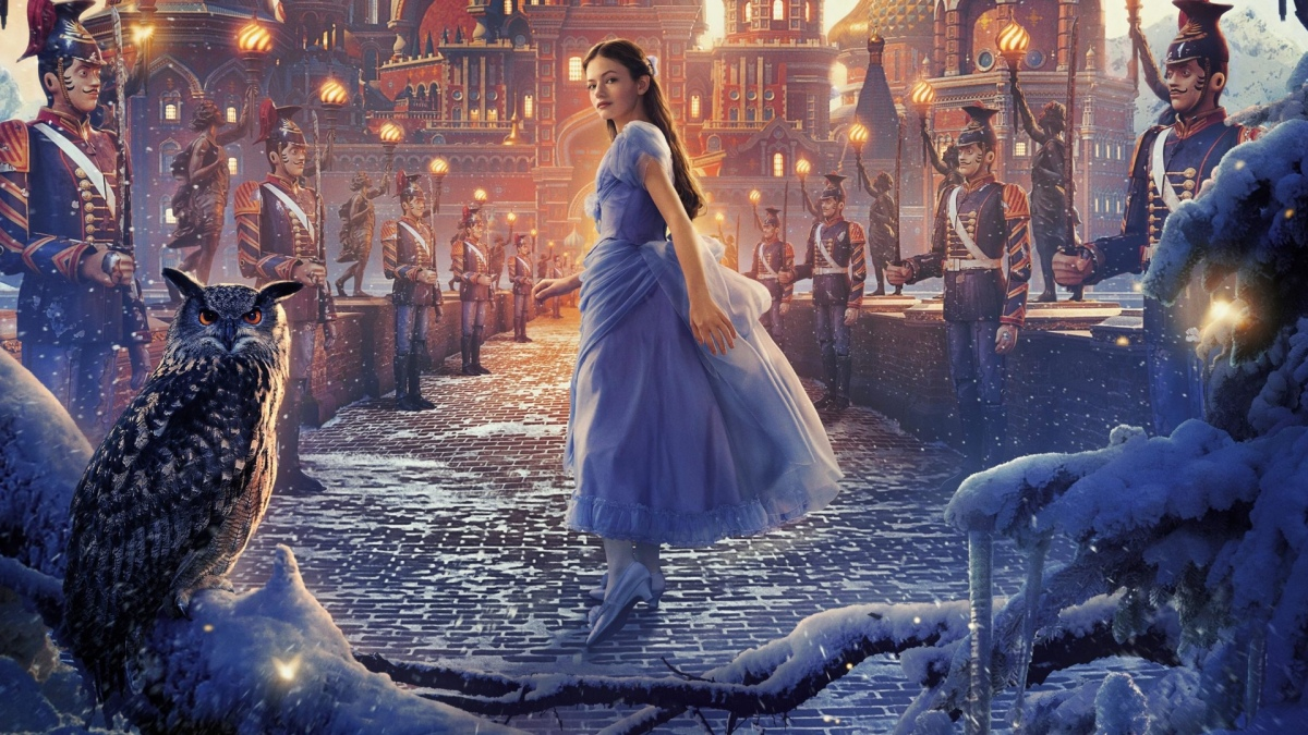 "Reseña de ""The Nutcracker And The Four Realms"""