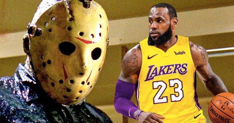 "LeBron James, a producir ""Friday The13th"""