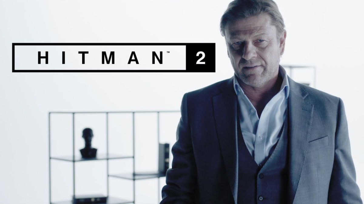 Sean Bean en Hitman 2