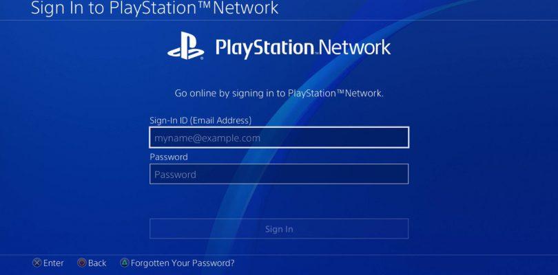 Sony, a permitir cambiar el PSNID