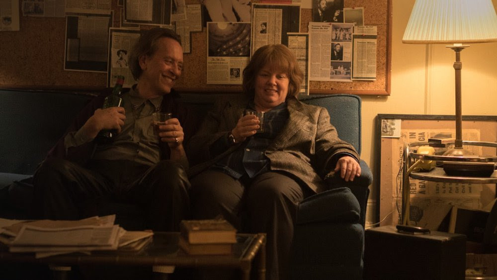 Melissa McCarthy da vida a Lee Israel en Can You Ever Forgive Me?