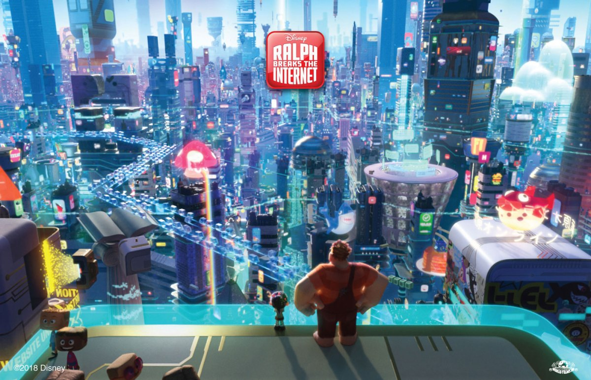 "Reseña de ""Ralph Breaks The Internet"""