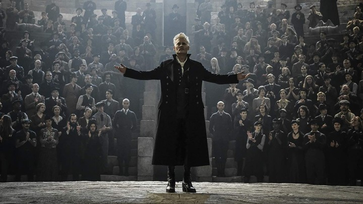 "Reseña de ""Fantastic Beasts: The Crimes Of Grindelwald"""