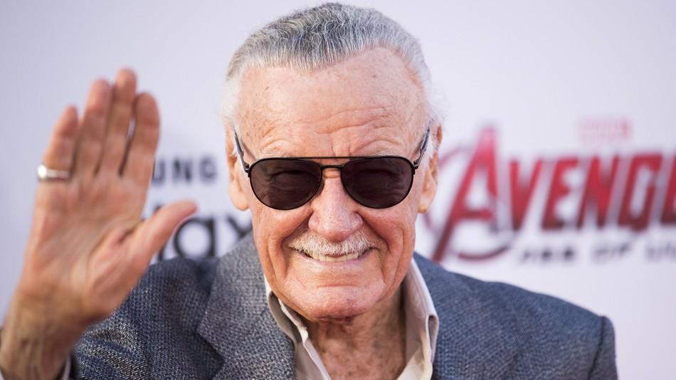 Stan Lee fallece a sus 95 deedad