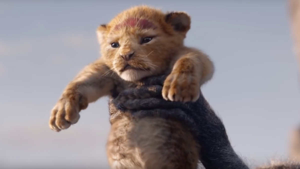 The Lion King debuta su tan esperado teaser trailer