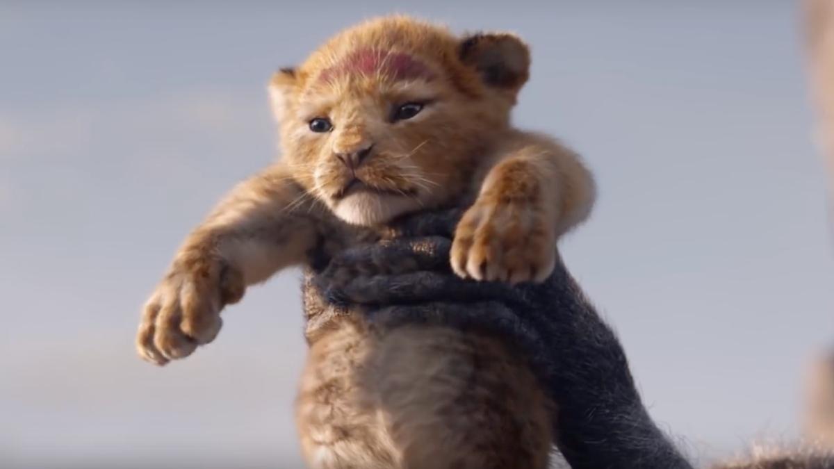 The Lion King debuta su tan esperado teasertrailer