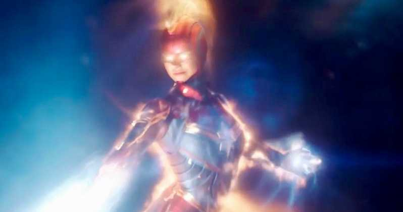 Nuevo trailer de Captain Marvel