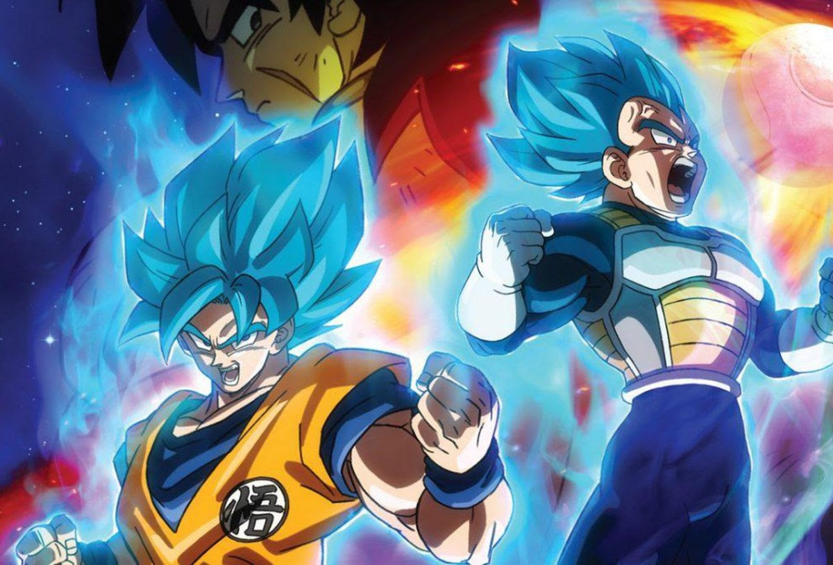 Nueva batalla en Dragon Ball Super Broly