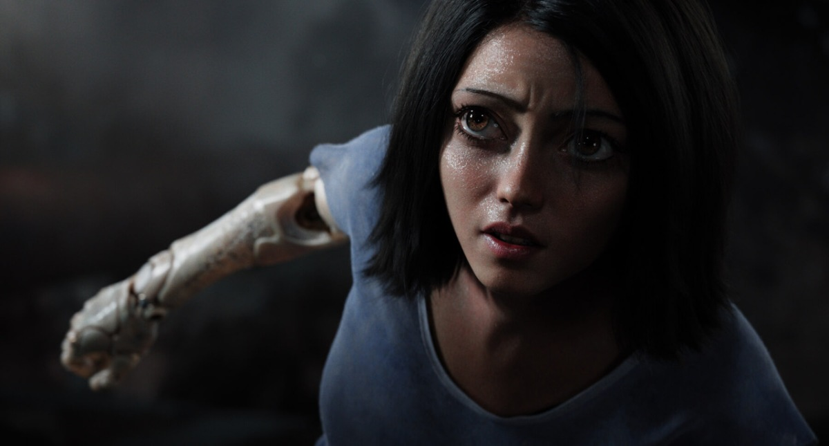 Reseña de Alita: Battle Angel