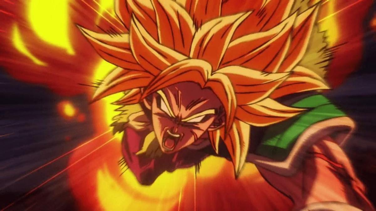 Nueva animación en Dragon Ball SuperBroly