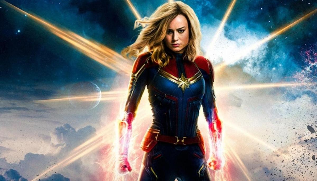 Reseña de Captain Marvel